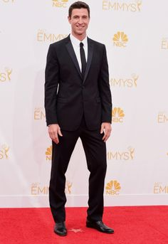 Pablo Schreiber at the 2014 Emmy Awards