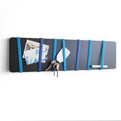 Memo-Tafel Fix Blau