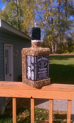 Whiskey Bottle Pinata by PinataVille on Etsy, $70.00