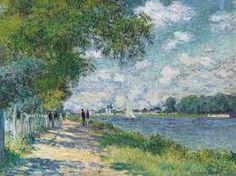 Bildergebnis für impressionismus landschaft