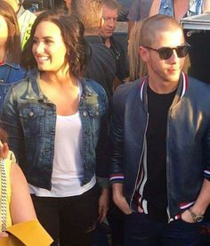 Dlovato news august 6 demi lovato and nick jonas at their meet and demiworldtour news susantran before singing tonight says shes been in the audience at so shes honored to perform m4hsunfo