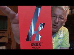 E-Zigarette Testmaterial.:   KBOX, iClear X.I, eGo ONE, iGo 4, eGrip, K1...
