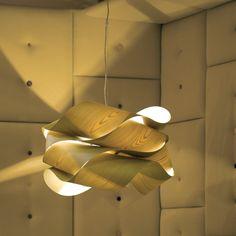 Link Large Pendant Light by LZF in Canada Large Pendant Lighting, Modern Pendant Light, Blue Chocolate, Light Effect, Wood Veneer, Modern Interior, Showroom, Floor Lamp, Lamps