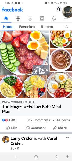 Easy Kid Friendly Dinners, Keto Meal Plan, Keto Recipes, Meal Planning, Diet, Meals, Fruit, Food, Meal