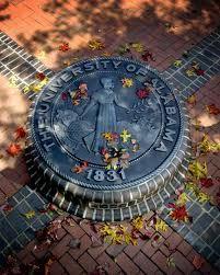 University of Alabama - Roll Tide Roll!