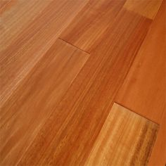 South American Pearwood flooring