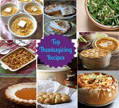 top #thanksgiving recipes