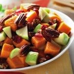 Sweet Potato Pecan Salad