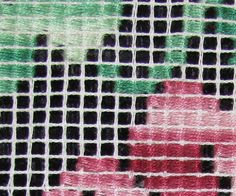Filet Crochet, Annie's Crochet, Crochet Blouse, Crochet Patterns, Embroidery Art, Embroidery Stitches, Drawn Thread, Lacemaking, Textile Fabrics