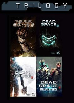 The dead space series. Never played it, never will. But I love the story.
