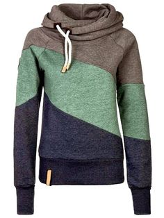 Buy Assorted Colors Appealing Hooded Hoodies online with cheap prices and discover fashion Hoodies at Fashionmia.com.