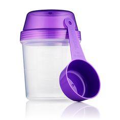 Oriflame NutriShake'inizi kolayca hazırlamanızı sağlar. 1 ölçek (18 g) NutriShake toz karışım üzerine 150 ml soğuk su ile ekleyin ve çalkalayın.