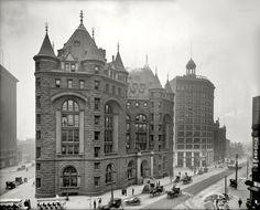 Erie County Savings Bank / Detroit Publishing Company