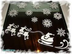 Interior, Fairytale, Decoration Cut, Cut silhouette: decorate windows for the New Year or Christmas story in the window paper, glue the New Year. A Christmas Story, Christmas Crafts, Paper Cutting, Fairy Tales, Contemporary, Home Decor, Paper Glue, Decoration Home, Room Decor