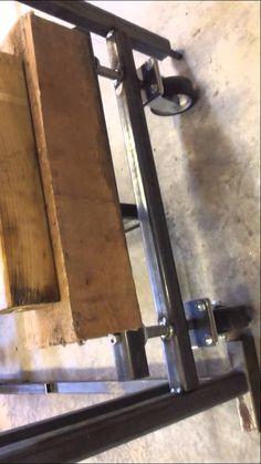 Welding table build part 1 Welding Bench, Building, Diy, Bricolage, Buildings, Do It Yourself, Homemade, Construction, Diys