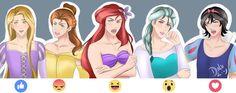 If the dudes of sweet love were Disney princesses Disney Dudes, Disney Boys, Memes Gratis, My Candy Love, Love Games, Naruto Kakashi, Winx Club, Love Is Sweet, Fnaf