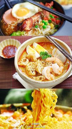 Laksa | Laksa Recipe | Easy Asian Recipes