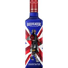 Beefeater gin releases new UK-inspired bottle