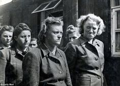 The book reveals thousands of women were complicit in the mass murder of Jews and have been dubbed the 'primary witnesses' of The Holocaust