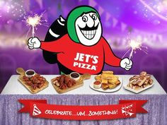 A holiday that celebrates with deep dish pizza, & you could win $50 Jet's gift card. Only at Jet's Pizza! #KentsDeals