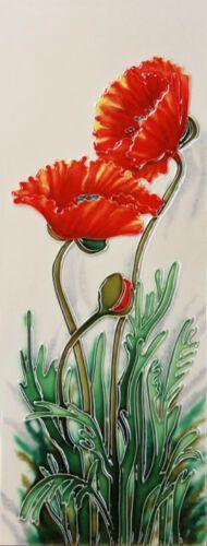 Poppy Flowers Tealight Holder Benaya