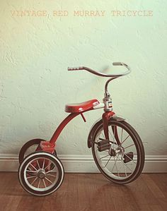 50's tricycle. I had one. | Days Gone By..Remembering | Pinterest