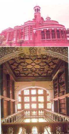 Connemara Public Library Chennai, Chennai, India