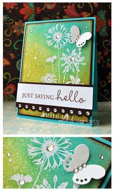 Just Saying Hello by maropeusa, via Flickr
