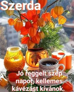 Picture Quotes, Good Morning, Alcoholic Drinks, Table Decorations, Thursday, Zara, Nice, Imagenes De Amor, Good Night