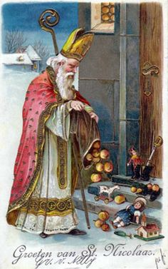 St Nicholas - My husband goes to trivia and they had the question asking where  Santa Claus was born.  He said no one got it right.  I said what an odd way to word the question.  Turkey is the answer.