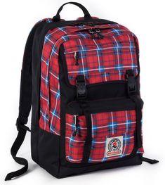 ZAINO INVICTA - DUFFY - Rosso Nero - tasca porta pc e Tablet padded - scuola e t | Altre categorie, Articoli per la scuola, Zainetti e cartelle | eBay!