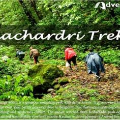 Kodachadri is the amazing place for the trekking activities. Adventure Nest team conduct trekking in Kodachadri. And also they have been conduct indoo