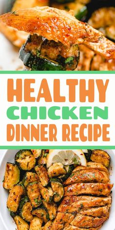 Healthy Chicken Dinner Recipe Healthy Chicken Dinner Recipe – – Juicy and flavorful, this healthy chicken recipe is perfect for summer BBQ, memorial day cookout or any weeknight dinner. Night Dinner Recipes, Romantic Dinner Recipes, Winter Dinner Recipes, Best Dinner Recipes, Summer Recipes, Dinner Ideas, Healthy Chicken Dinner, Easy Healthy Dinners, Healthy Chicken Recipes