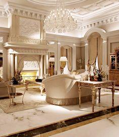 Luxurious décor & details
