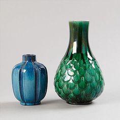Vicke Lindstrand vaser