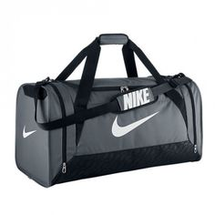Buy the Nike Brasilia 6 Small Duffel at eBags - Tote your gear to and from  the gym inside this sporty duffel bag from Nike. The Nike Brasilia 6 Smal 8201205e310bd