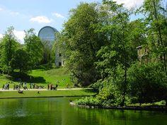 Parc Léopold - Leopoldpark - Leopold Park © Fred Lion