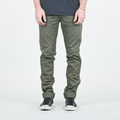 Rogue Territory - Officer Trouser Olive – Lone Flag