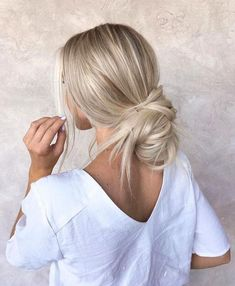 Are you going to balayage hair for the first time and know nothing about this technique? We've gathered everything you need to know about balayage, check! Cute Simple Hairstyles, Quick Hairstyles, Straight Hairstyles, Wedding Hairstyles, Summer Hairstyles For Medium Hair, Blonde Hairstyles, Casual Hairstyles, Party Hairstyles, Blonde Hair Looks