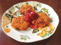 "Celebrate ""Thanksgivukkah"" with Vegan Sweet Potato Latkes and Orange-Scented Cranberry Sauce! - Taste of Nature"
