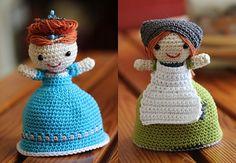 Magic Cinderella by Irene Kiss free crochet pattern on Ravelry at http://www.ravelry.com/patterns/library/magic-cinderella---english