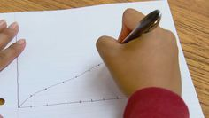 Mathematical Modeling: A great lesson on graphing real-world experiences.