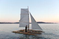 On vous emmène à la rencontre d'Antoine Boudin, designer atypique au pays du soleil et de la mer.