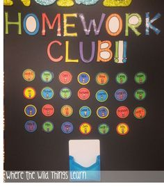 Ideas for motivating students to do their homework and a FREEBIE!