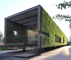 CR Land Guanganmen Green Technology Showroom by Vector Architects in Beijing, China
