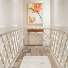 Wainscoting Design Ideas build simple bathroom wainscot pt 2 Millwork On Pinterest Wainscoting Wainscoting Ideas And Moldings