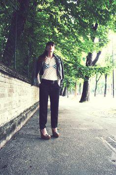 #blackandwhite outfit mood   <<<<  #ootd  @blackblessed #black #white #jewels #fashion #basic #minimal #style #fashion #jewels