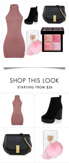 """""""Untitled #549"""" by fashionqueen556 ❤ liked on Polyvore featuring New Look, Marc Jacobs, Ashlyn'd and Givenchy"""