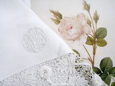 . . . Cabin & Cottage / I always admired the softness of a beautiful lace  work..........