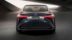"""Fueling the Unexpected"" - Lexus LF FC Concept Car https://www.designlisticle.com/fueling-unexpected-lexus-lf-fc-concept-car/"